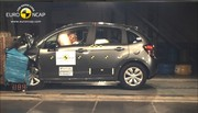Crash-test : La Citroën C3 rate le coche