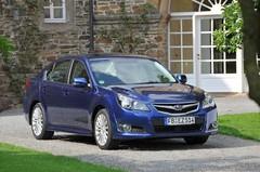 Essai Subaru Legacy et Outback : Pour amateurs avertis !