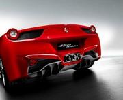 Ferrari 458 Italia : Nouvelle série de photos