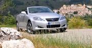 Essai Lexus IS 250 C : douce découverte