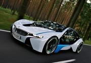 BMW Vision EfficientDynamics : Vision d'avenir