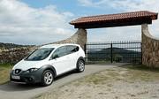 Essai Seat Altea Freetrack TDI 170 4x4