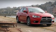 Essai Mitsubishi Lancer Evolution X : Machine à sensations