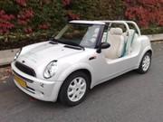 Mini Moke version moderne : L'auto en plein air