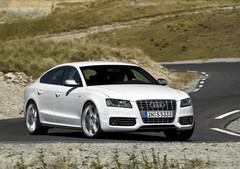 Audi S5 Sportback : Sportive en smoking