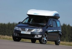 Dacia Young Activity Van : le camping-car accessible