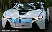 BMW Vision EfficientDynamics : L'hybride rechargeable qui marie rêve et écologie