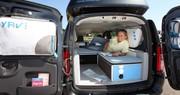 Dacia Young Activity Van III : bed and breakfast