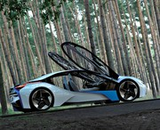 BMW Vision EfficientDynamics : Diesel, hybride et rechargeable