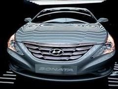 Premières photos sans camouflage de la Hyundai i40 / Sonata