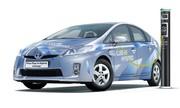 Toyota Prius hybride rechargeable : Enfin branchée sur secteur