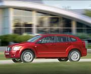 Dodge Caliber avec Diesel Mercedes : Shoot again