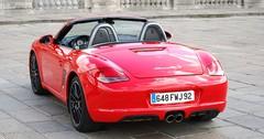 Essai Porsche Boxster S : le même en mieux