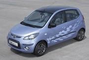 Hyundai : une i10 tout électrique