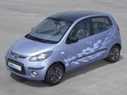 Hyundai i10 électrique : déjà prête