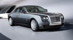 Rolls-Royce Ghost : Tous les détails !