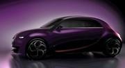 Cn concept Citroën inspiré de la 2 CV ?