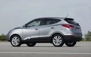 Hyundai ix35 : La succession du Tucson
