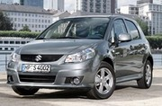 Suzuki SX4 : restylage léger et Diesel de 135 ch