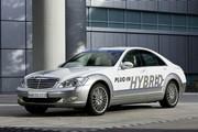 Mercedes S500 Hybrid, la version rechargeable