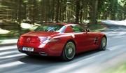 Mercedes SLS AMG : nouveau modèle ultrasportif