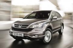 Honda CR-V 2010 : Le CR-V s'offre un lifting