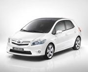 Toyota Auris HSD Full Hybrid Concept : L'hybride se normalise