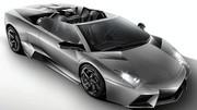Lamborghini Reventon Roadster : premières images