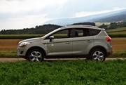 Essai Ford Kuga 2.5 T Titanium bva5 - 200 cv