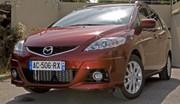 Mazda 5 : Plus de simplicité pour la Mazda5