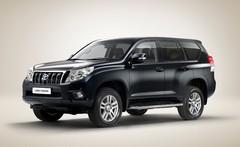 Nouvelle génération du Toyota Land Cruiser