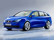 Seat Ibiza IBZ : break familial