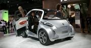 Peugeot BB1 : Sorte de Toyota iQ au design torturé