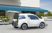 Renault Kangoo Z.E. Concept : Toujours aussi branché