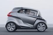 Peugeot BB1 : concept 100% électrique