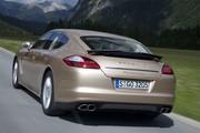 Essai Porsche Panamera : de l'adrénaline pour 4