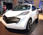 Hyundai ix-Metro Concept : Conscience verte