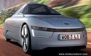 Volkswagen L1 diesel hybride : superstar avec 36 g/km de CO2