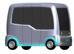Ligier Vipa : le transport du futur