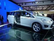 Nouveau Ford C-Max : deux versions, deux impressions