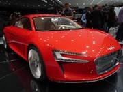 Audi e-tron et BMW Vision