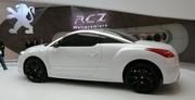 Peugeot RCZ : Pas de zéro