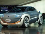 Renault Zoe Z.E. Concept, Clio électrique en devenir