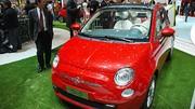 Nouveau Diesel 1.3 95 ch pour la Fiat 500C