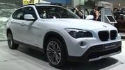 la BMW X1 en video !