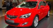 Nouvelle Opel Astra : compacte haute technologie