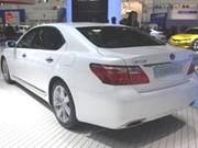 Nouvelle Lexus LS 600H : simple mise à jour