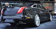 Nouvelle Jaguar XJ : façon coupé 4 portes