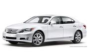 Lexus met à jour son plus beau modèle