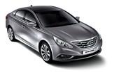 Hyundai Sonata : pour l'Amérique et la Corée